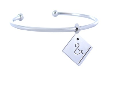 Bracelet L&R with Swarovski® crystals