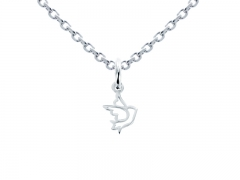 "Collier argent 925 ""Colombe"""